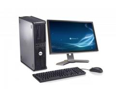 Complete Gaming Desktop with 19 inch TFT Screen XG