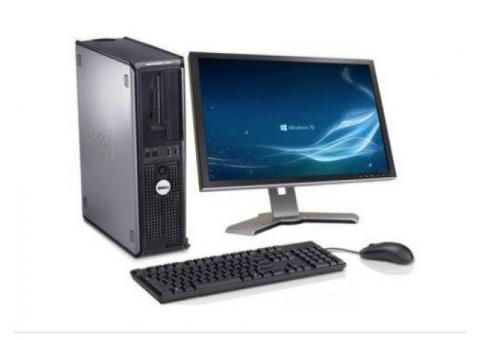 Complete Core 2 duo Gaming PC and 3 Games free