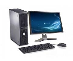 Simplest Complete PC with 19 inch and 3 Games