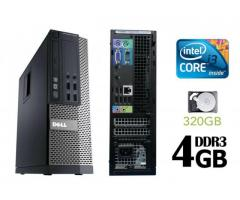 Core i3 4gb RAM Refurbished desktop with 3 Games free