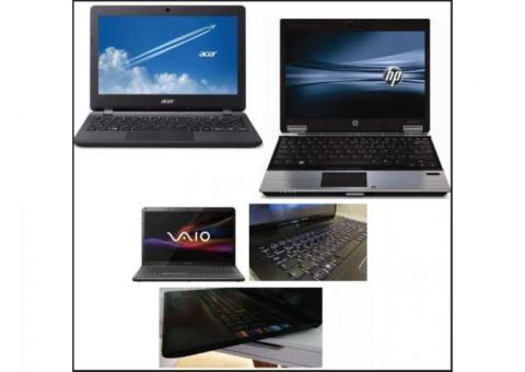 Refurbished Laptops and notebooks with 3 games free