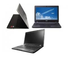 Used and Refurb Laptops comes with 3 free games
