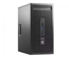 Refurbished duo core Computer CPU only with 3 Games free