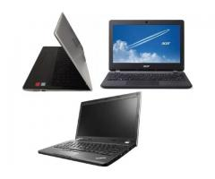 ex UK Refurb Laptops and notebooks with 3 games free