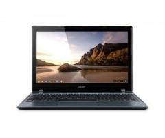 Acer Series Aspire C710 refurbished laptop 2GB ram