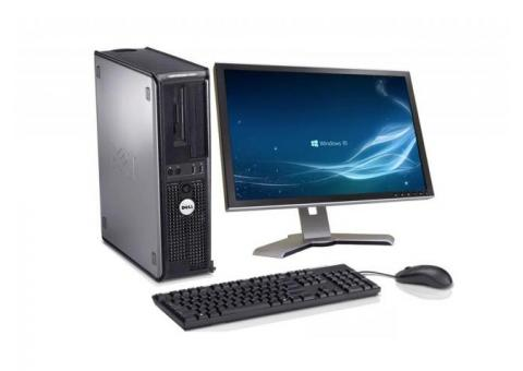 SIMPLE Complete PC Core 2duo WITH 19inch TFT Screen