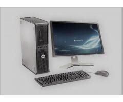 Complete PC with 19inch TFT and 3 free classic games