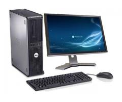 Complete Desktop Core 2duo with 19 inch TFT Screen