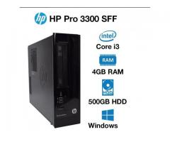 Core i3 4gb RAM Refurbished Desktop Computer CPU only