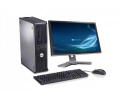 Complete Core 2 duo Desktop with 19 inch TFT Screen